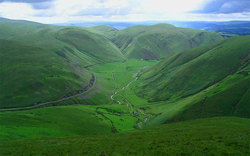 Chyulu Hills Nationalpark